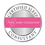 Sleep consultant certification logo